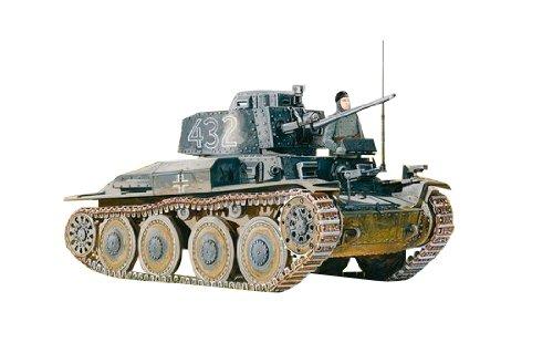 Dragon 500776434 - 1:35 Pz.Kpfw.38(T) Ausführung E/F (Smart Kit), Panzer - 35 38 Panzer 1