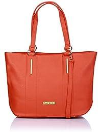 Caprese Women's Tote Bag (Orange)