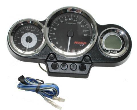 Tachometer KOSO GP, Koso Digital für Peugeot Speedfight LC Modelle