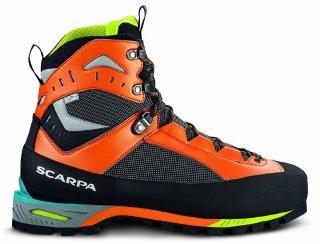 Scarpa Schuhe Charmoz OD Men Größe 41,5 Shark orange