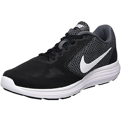 Nike Nike WMNS NIKE REVOLUTION 3 - Zapatillas de Entrenamiento Mujer