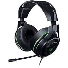 RAZER RZ04-01920300-R3M1 Man OWar 7.1 Virtual Surround Sound Gaming Headset - Black