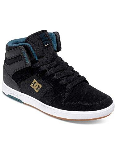 DC Shoes Nyjah High Se, Sneakers Hautes femme Black/noir