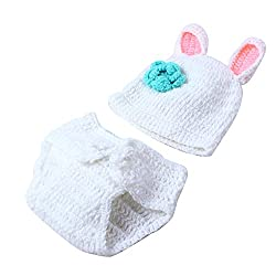 HAPPY ELEMENTS Cute Caterpillar Photo Props Crochet Cocoons Beanie for born Baby Infant from HAPPY ELEMENTS