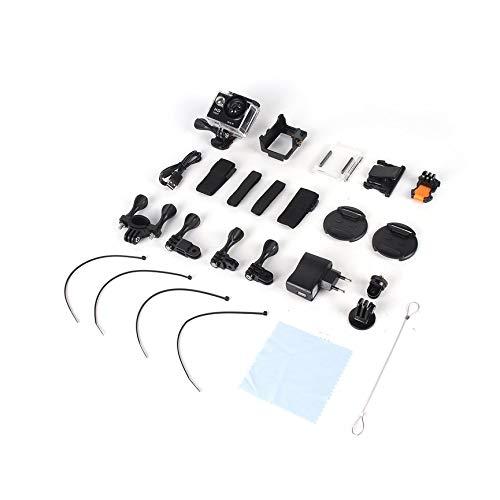 Peanutaod Ultra HD 1080P Action Kamera wasserdichte LCD Digital Mini WiFi Cam Bike Video Camcorder Outdoor Sport Kamera Bild groß