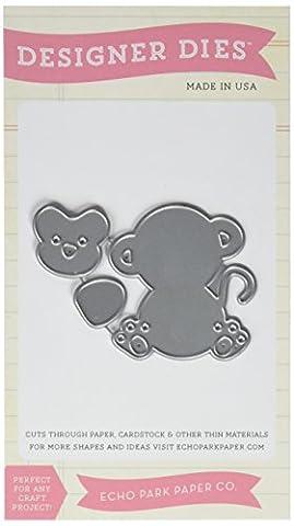 ECHO PARK Paper Metall dies-monkey