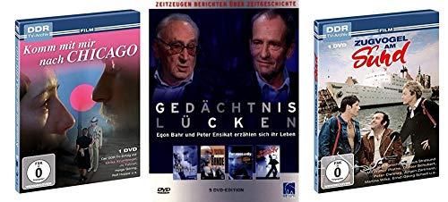 6 Defa Klassiker Paket - Solo Sunny + Zugvogel am Sund + Der Fall Gleiwitz + Die Glatzkopfbande ... DVD Collection