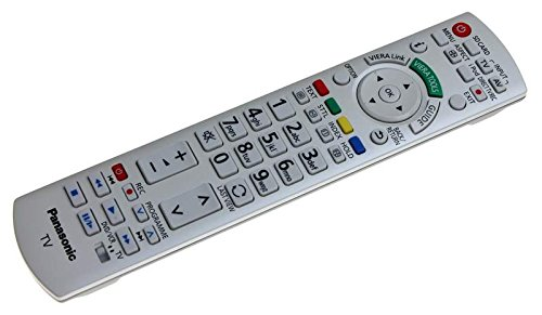 Panasonic N2QAYB000505 Fernbedienung für TX-L19D28, TX-L22D28 TV-Geräte Panasonic Plasma Receiver