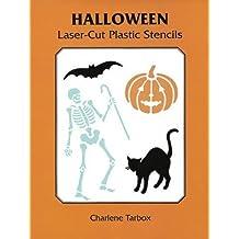 Halloween Laser-Cut Plastic Stencils (Dover Stencils)