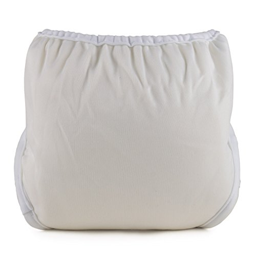 Junior Joy 61994 Copertura del Pannolino Hester, Bianco