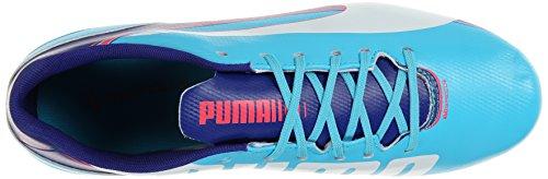 Scarpe Puma Evospeed 5.3 Fg Formazione Blue Atoll/White/Clematis Blue/Bright Plasma