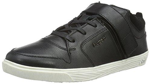 bugatti-f50351-zapatillas-para-hombre-negro-schwarz-100schwarz-100-42-eu