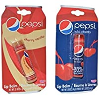 Lotta Luv Beauty Lotta Luv Beauty Pepsi Lip Balm Duo