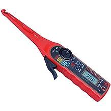 niceEshop(TM) énergie Automatique Multi-fonction Circuit Automobile Voiture Testeur Circuit électrique Testeur Multimètre ( Rouge)