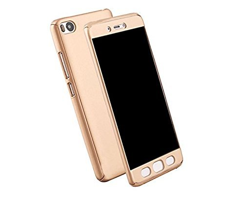 watch a6b0c e95c6 Dream2Cool All Sides Protection 360 Degree Full Body Protection Front &  Back Case Cover for Xiaomi Redmi 4 (Gold)