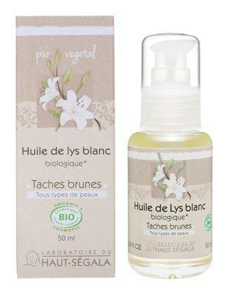 Huile de lys blanc biologique-le haut segala-50 ml