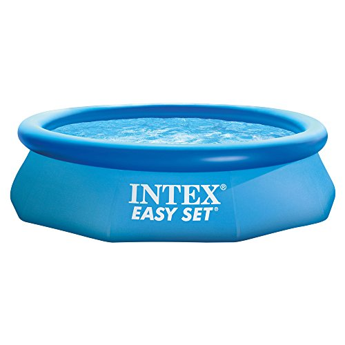 Intex 28122, Piscina rotonda Easy Set 305x76 cm, con pompa filtro