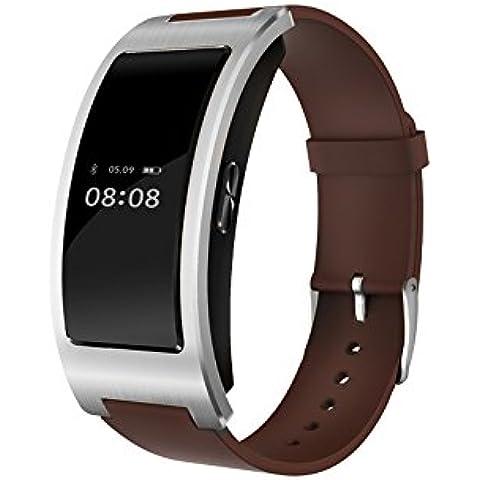 Wallner Bluetooth frequenza cardiaca pressione sanguigna smartband per telefoni cellulari