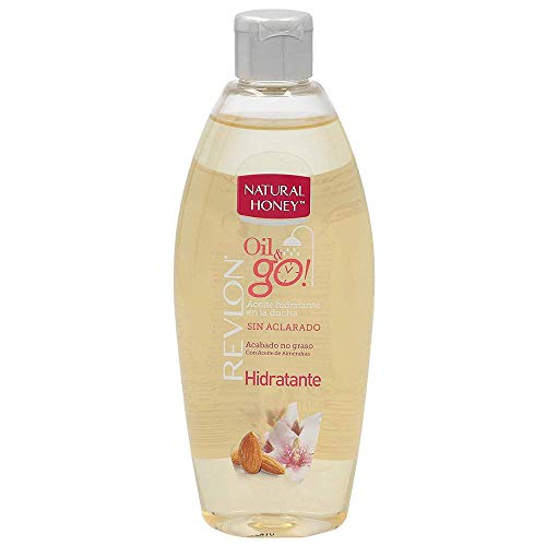 Natural Honey, Aceite corporal - 300 ml.