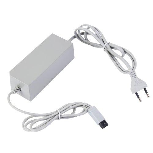 2-TECH Ersatz Netzteil 220V AC Adapter passend für Nintendo Wii