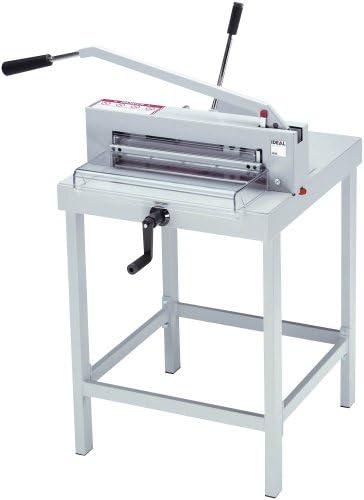 Ideal 4305 - Taglierina manuale a ghigliottina con con con supporto | Materiali selezionati  | Vinci molto apprezzato  | Il Nuovo Arrivo  8a8a36
