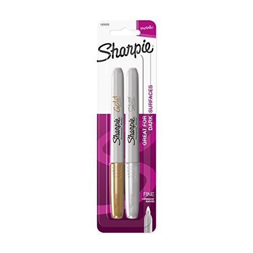 sharpie-marcatori-permanenti-metallici-2-pezzi-oro-argento