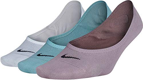 Nike Damen Lightweight No-Show Socken, Multi-Color, S (Nike Lightweight Damen)