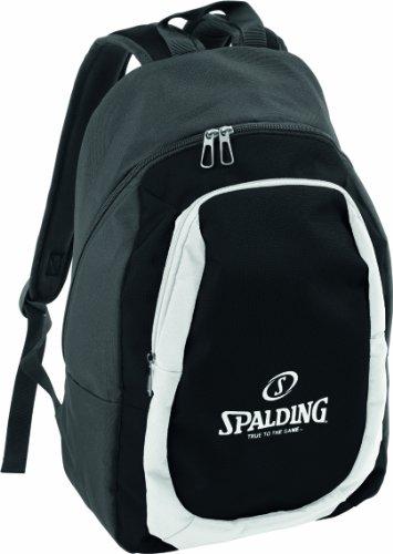 Spalding Rucksäcke & Tasche Backpack Essential, anthrazit/schwarz/weiß, NOSIZE, 30 liters, 300451902, 0.00 euro/100 ml