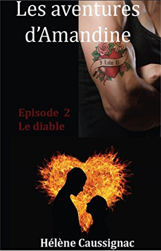 Couverture du livre Le diable (Les aventures d'Amandine t. 2)