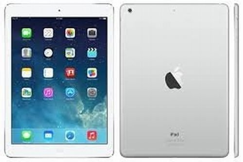 Apple iPad Air (16 GB, Wi-Fi, A7, Tablet 24,6 cm (9,7''), 2048 x 1536 Pixeles) Color Plata - [Enchufe Reino Unido + Conexión USB]