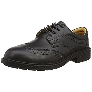 Amblers Steel FS44 Safety Brogue / Mens Shoes / Safety Shoes (11 UK) (Black)