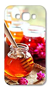 Samsung Galaxy E7 Designer Hard-Plastic Phone Cover from Print Opera - Honey In Bottle