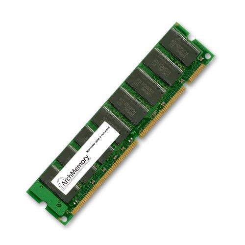 ArchMemory PC100 SDRAM DIMM Speicher für Desktops (168-Pins, 256MB) - 168 Pin Speicher