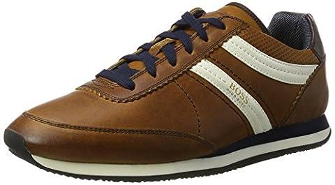 BOSS Orange Herren Adrenal_Runn_pp1 10201494 01 Sneaker, Braun (Medium Brown), 43 EU