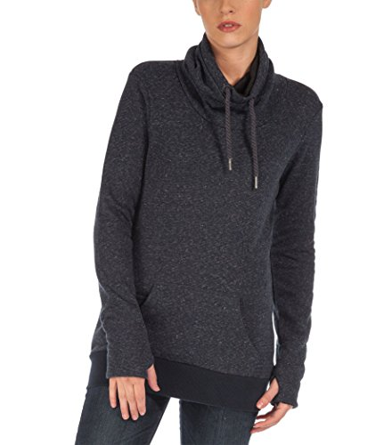 Bench Sweatshirt Junction - Sweat-shirt - Femme Bleu (Total Eclipse Marl)