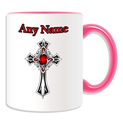 personalised-gift-red-fancy-cross-mug-religion-theistic-design-theme-colour-options-any-name-message