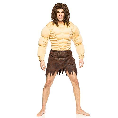 Tarzan Kostüm Für Frauen - Seeing Red Herren Kostüm und Perücke