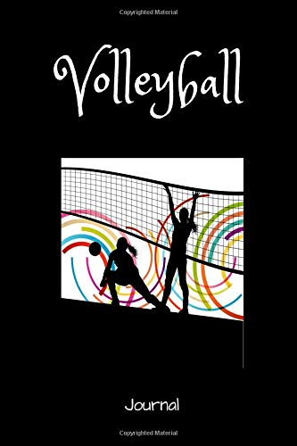 Volleyball Journal por 1570 Publishing