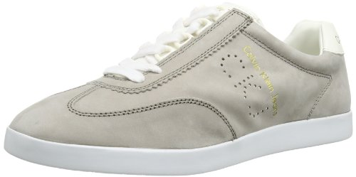 Calvin Klein Jeans Abbott Washed Nubuck Smooth, Chaussures de fitness homme
