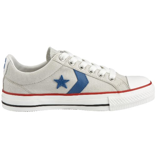 Converse, unisexe – Adulte Casual Cloud Grey/Royal