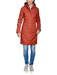 Tatonka Tabara WS Coat Women Mantel in rotbraun