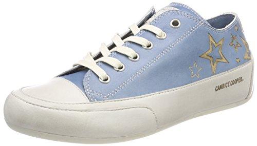 Candice Cooper Tamponato Fashion, Sneaker Donna Blu (Aqua)