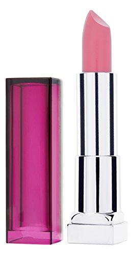Maybelline New York Make-Up Lippenstift Color Sensational Lipstick Intense Pink / Dunkles Rosa mit pflegender Wirkung, 1 x 5 g