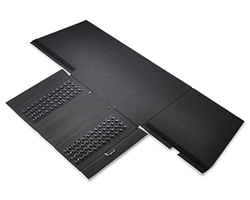 DSstyles DJI FPV Inspire 1 Inspire 2 Fernbedienung iPad Tablet-Monitor Phantom 4/ Phantom 3 Halterung 9.7 '' Sonnenschutz-Haube Blende Abdekung - Weiß - 3