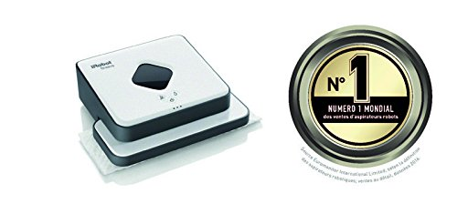 iRobot Braava 390T Floor Mopping Robot- White/Black
