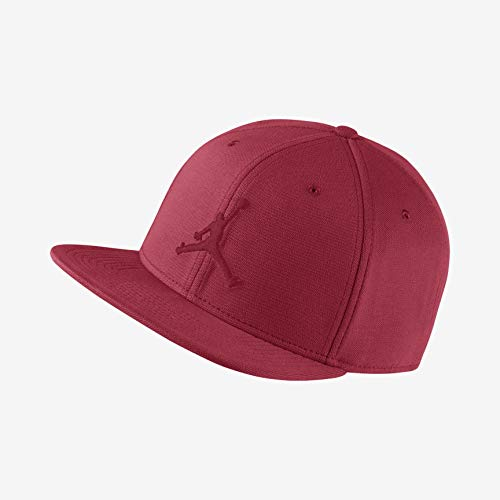 lowest price 9eda3 a57c8 NIKE Air Jordan Jumpman Snapback Cap - One Size - Color Red