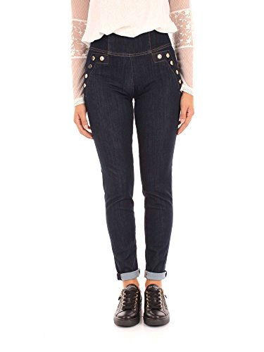 Guess Women's Curve X High Button Slim Jeans