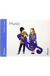 Descargar gratis MUSIC 1 PRIMARY STUDENT'S BOOK + CD - 9788468087641 en .epub, .pdf o .mobi