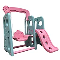 Baby Doll Swing Cradle Model Kids Pretend Toy Role Playing Nursery Room Dollhouse Decoration
