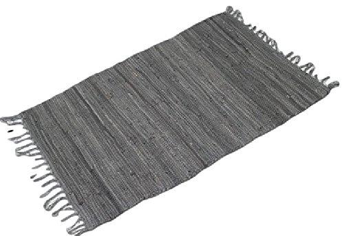 4Teppich Chindi Fait Hände 100% Baumwolle 50x 80cm bis 60x 90cm